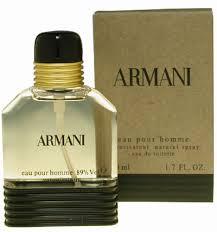 perfumes de armani