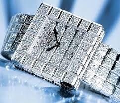 chopard ice cube watch