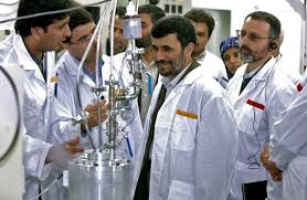 iran nuclear power plants