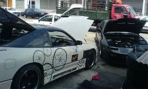 car sports stickers