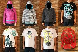 hip hop cloths