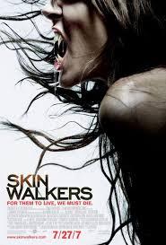 skin walkers dvd