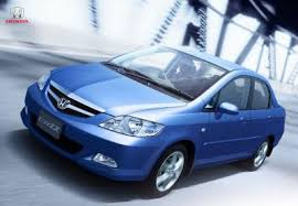 new honda city 08