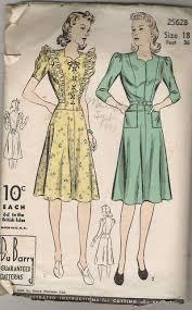 1940s women clothing