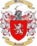 wallace family crest