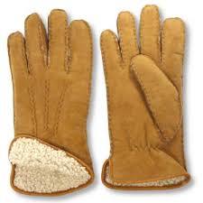 lambskin glove
