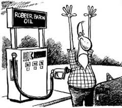 high gasoline price