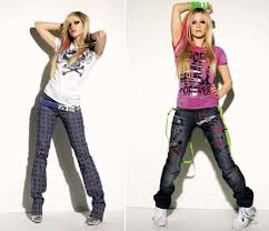 avril lavigne clothes abbey dawn