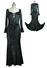 gothic style dresses
