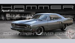 1970 plymouth roadrunner hammer