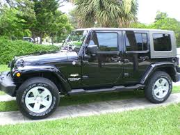 2007 jeep sahara