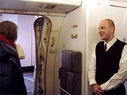 northwest airlines flight attendant