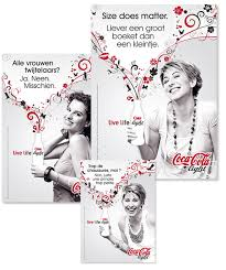 coke light ad