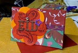 how to make eid cards