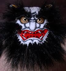 japanese oni masks