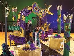 masquerade prom decorations