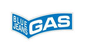 gas blue jeans