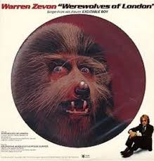 Warren Zevon - Werewolves Of Holland
