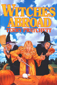 terry pratchett witches abroad