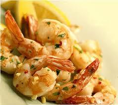 baked garlic shrimp