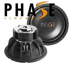 phase linear subwoofer