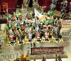 orcs and goblins warhammer