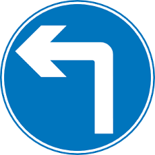 road signs clipart