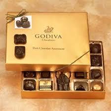 godiva chocolate bars