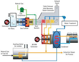 cogeneration power plants