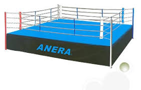 boxing ring ropes
