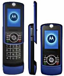 motorola rizr cell phone