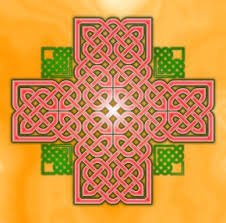 clip art celtic cross
