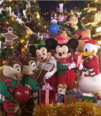 christmas at disney world