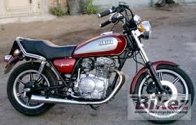 1982 yamaha xs400