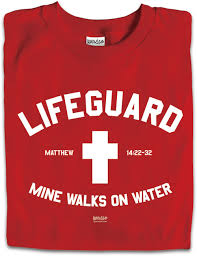 lifeguard tshirt