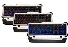 saitek ii backlit keyboard