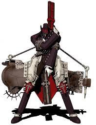 gungrave figure