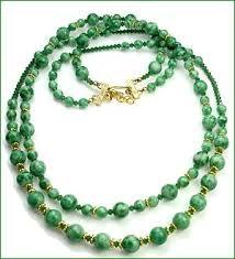 jade necklace designs