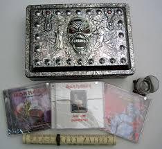 iron maiden box