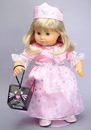 princess baby doll
