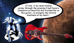 marvel guitar