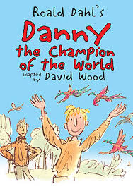 danny the champion of the world video