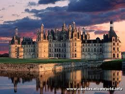 medieval castles france