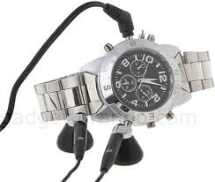 recording watch