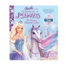 barbie the magic of pegasus