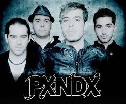 pxndx album