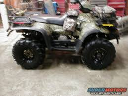 2002 polaris sportsman 500