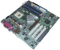 hp compaq motherboard