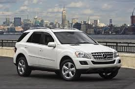 2009 mercedes benz ml320