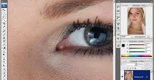 skin photoshop tutorial